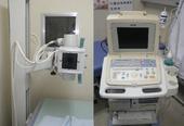 レントゲン、超音波エコー検査