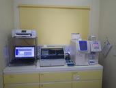 院内血液検査機器